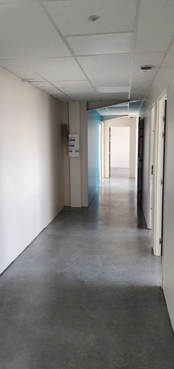 couloir accueil